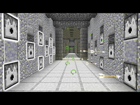 DONT ENTER THIS MINECRAFT ROOM..