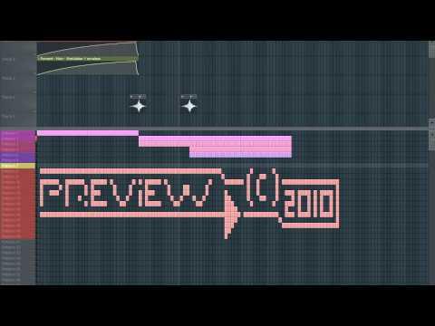 [HD] Amazing Techno Club Song [FL Studio] / Trance music Project - Fruity Loops (By DJ Flowii)