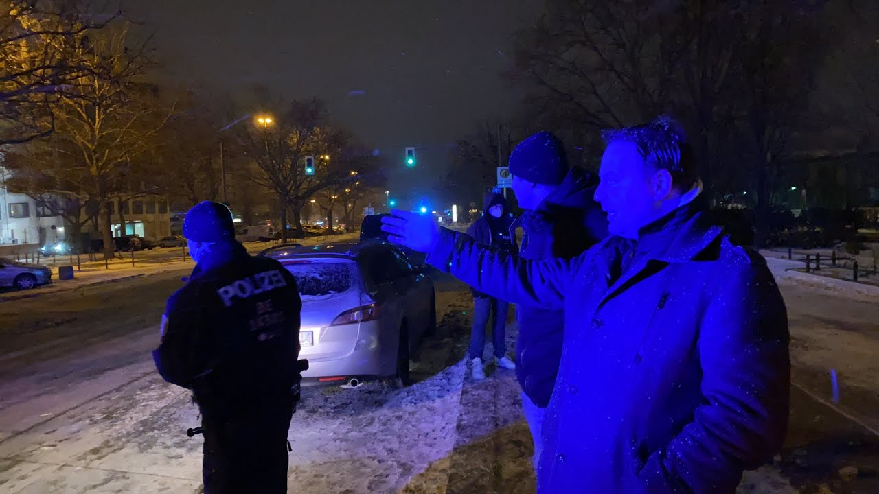 Polizei-Probleme in Berlin