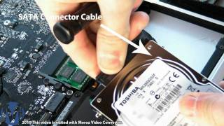 Apple White Macbook 2010: Memory and Hard Drive Upgrade 101- pt1 of 3