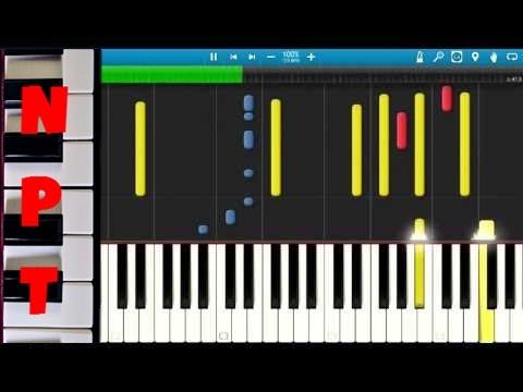 Demi Lovato - Confident - Epic Instrumental Remix - Synthesia - Piano Cover Version