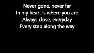 Backstreet boys never gone lyrics.wmv