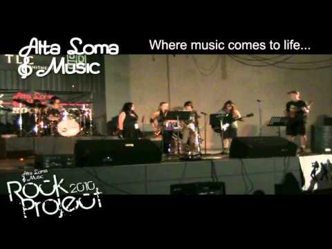 "Alta loma Music Lessons Jazz Express @ Fender Museum Corona CA- ""Jazz'E'Red"""