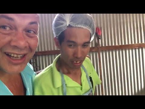 Avontuur in Suriname Episode 2 - Bakkerij Lelydorp - Beste bakkerij van Suriname 2017