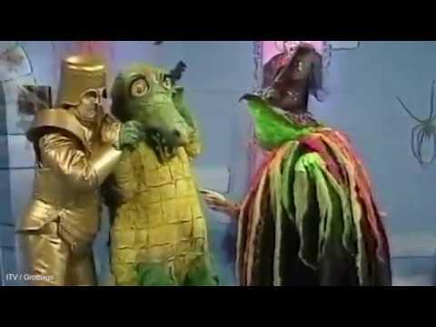 Carol Lee Scott stars in kids ITV  as Grotbags
