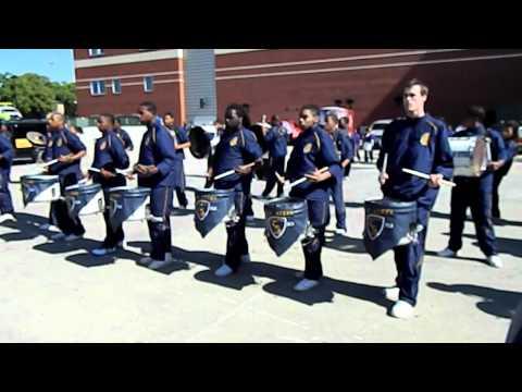 North Carolina A&T vs. Langston Drumline Battle