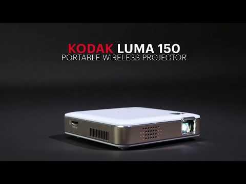 Kodak LUMA150 Projector