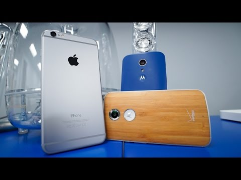 iPhone 6s Plus Leaked Image and New Motorola Smartphones