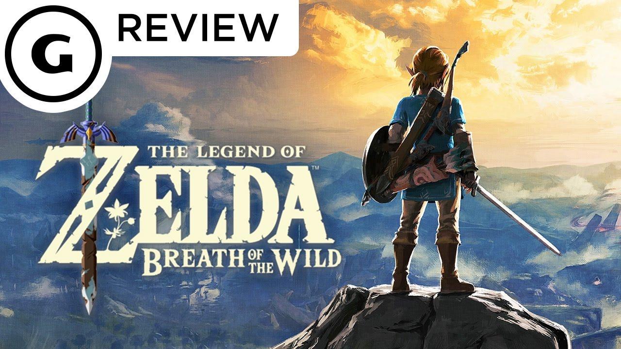 The Legend Of Zelda Breath Wild Review