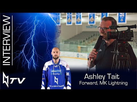 Ashley Tait Interview 14th October 2017