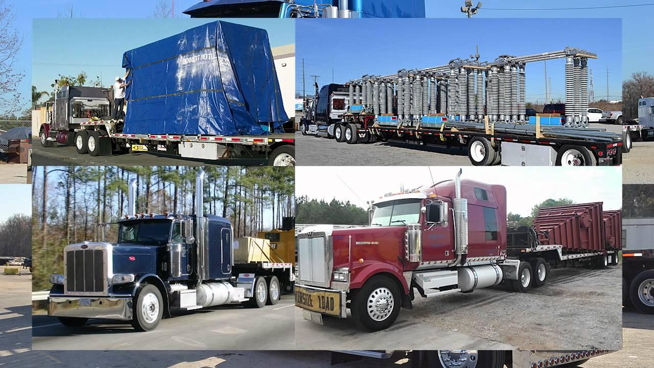 Bennett motor express services