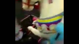 Giant Rocking Horse  Chuck E Cheese.  South Ave Staten Island