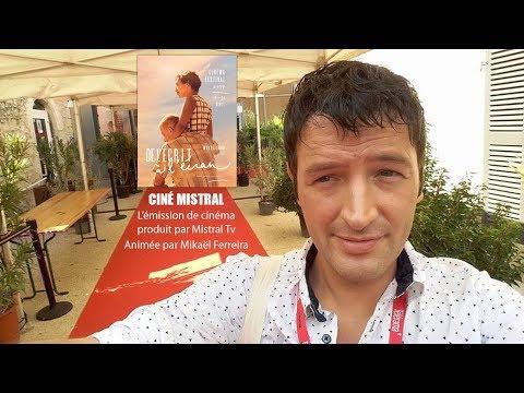 Ciné Mistral au Festival de l'écrit à l'écran avec Mikaël Ferreira