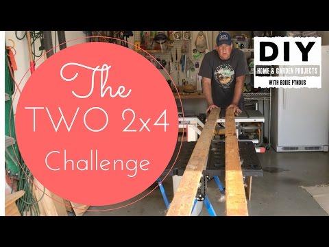 Two 2x4 Challenge