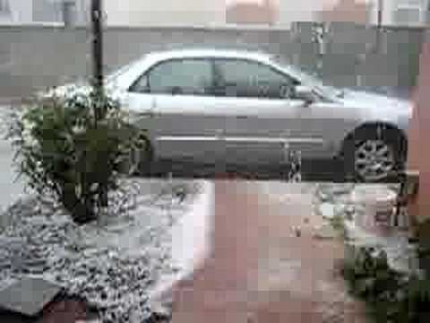 el monte hail
