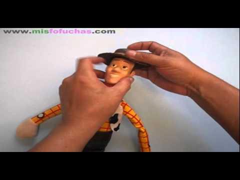 Cómo hacer sombreros en foamy para fofuchas y muñecos de trapo Parte ... fd8df37fe39