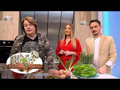 Rețeta zilei. Salată de hering marinat