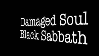 Damaged Soul - Black Sabbath