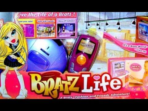 Plug N Play Games: Bratz Life