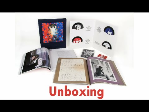 Paul McCartney Tug Of War Archive Edition Deluxe Unboxing