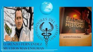 MUCHOS MAS ENIGMAS por Lorenzo Fernández Bueno