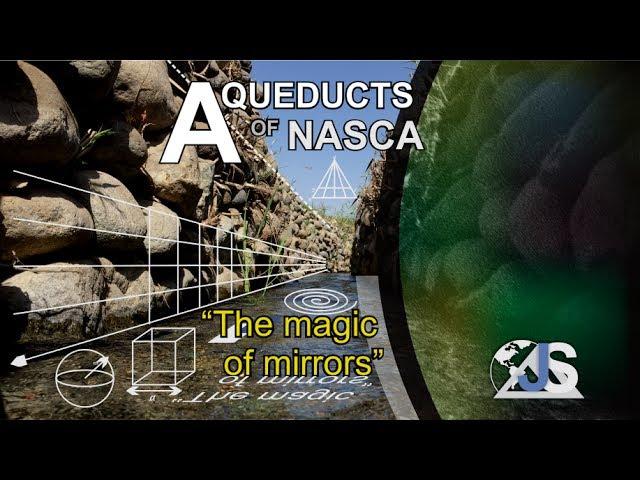 """Acueductos de Nasca - Perú """"La magia de los espejos"""""""