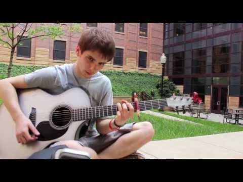 elliott smith - angeles (acoustic cover)