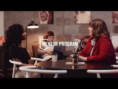 UGA Mentor Program promo video