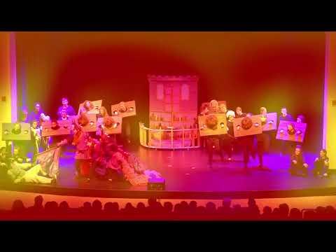 Shrek Musical -GMC Prep Middle School 2018