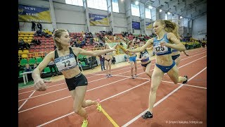 Ukrainian Indoor Championships 2019. Highlights of Day 3