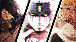 Boruto OST - Naruto & Sasuke VS Momoshiki // Spin and Burst (N S H L Remix)