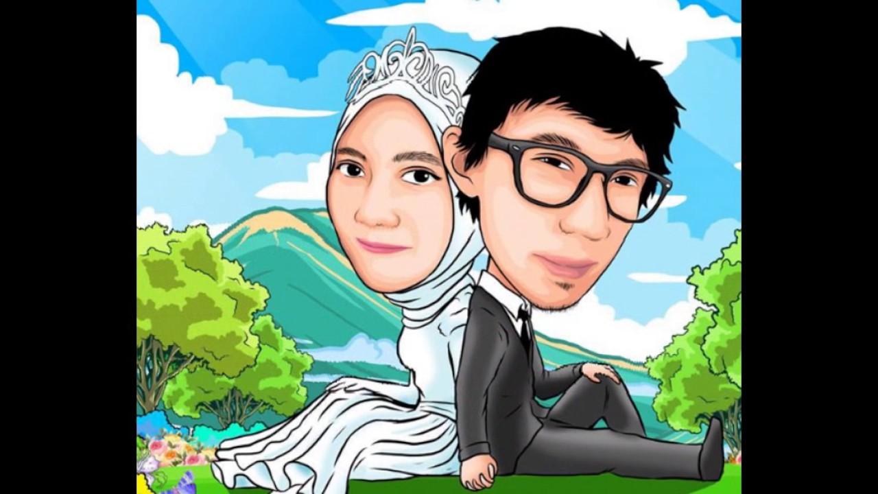 WA 0896 8636 3519 Jasa Karikatur Jakarta YouTube