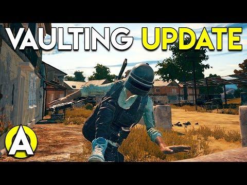 VAULTING UPDATE - PLAYERUNKNOWN'S BATTLEGROUNDS thumbnail