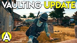 VAULTING UPDATE - PLAYERUNKNOWN'S BATTLEGROUNDS