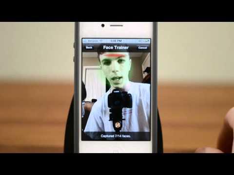 Face Unlock for iPhone: RecognizeMe 2.0