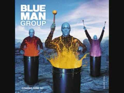 I M Blue Blue Man Group 108