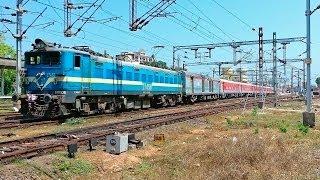Premium Train -  Patna Bangalore AC Premium Special Departs Chennai Central