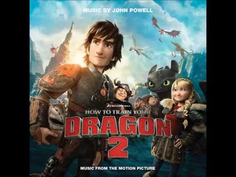How to Train your Dragon 2 Soundtrack - 10 Flying with Mother (John Powell)