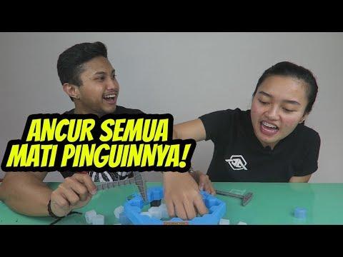 PINGUIN TRAP CHALLENGE | AA UTAP