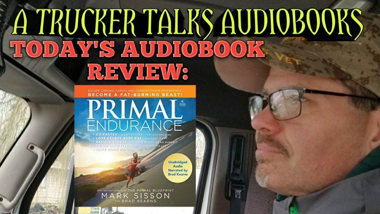 Todays audiobook review primal endurance youtube todays audiobook review primal endurance malvernweather Image collections
