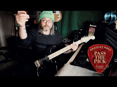 Pass The Pick | Bradley Hall Collab | Moonrunner Mark
