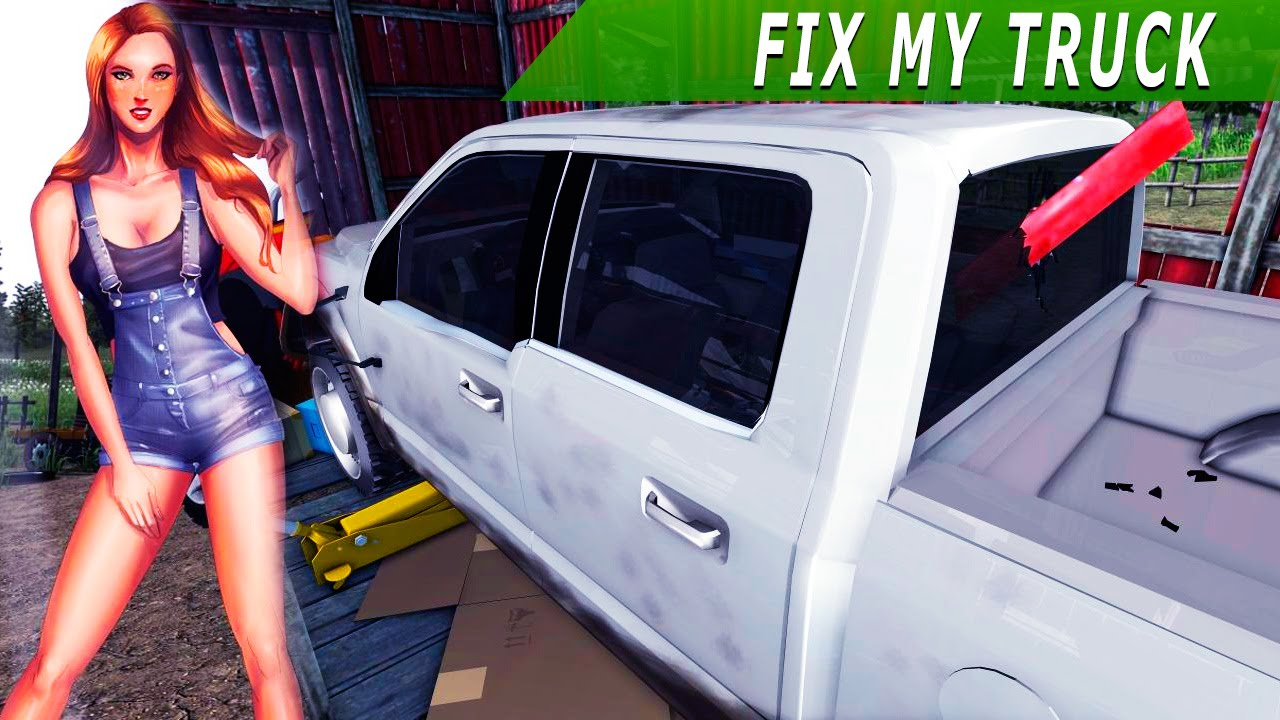 Fix My Car Hints >> Fix My Truck 4x4 Pickup Android Walkthrough Gameplay Hd Video