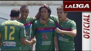 Resumen de RCD Mallorca (1-1) Levante UD - HD