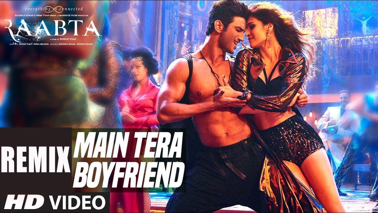 Main Tera Boyfriend | Remix | DJ SRL | Raabta Movie ...