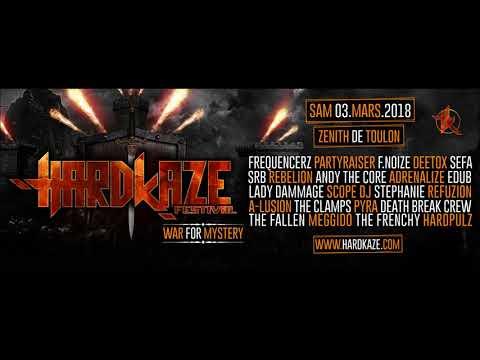 F. Noize - Hardkaze 2018 Promo Mix