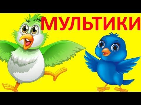 Мультики українською мовою - Птахи