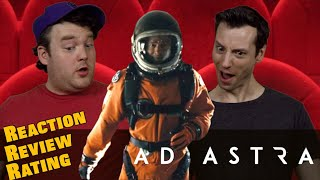 Ad Astra -Trailer Reaction / Review / Rating