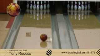 bowlingball com dv8 hooligan bowling ball reaction video review