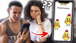 ENIGME IMPOSSIBLE EN COUPLE !! (ft. Juju Fitcats)