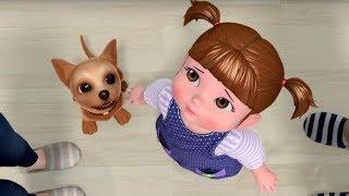 Хочу щенка  - Консуни мультик (серия 46) - Мультфильмы для девочек - Kids Videos